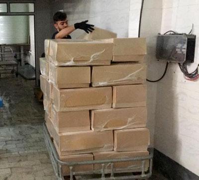 Iranian Chicken Feet Manufacturer and Exporter